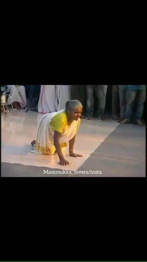 #mammookka #mammootty #stageshow #sentimental #sad