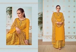 MAHIKAA COLLECTIONS LAUNCHES online selling of WOMEN FABRICS. Please click on picture or our online link below or BUY DIRECTLY FROM US USING PAYTM / BANK TRANSFER CONNECT WITH US AT info@mahikaa.in or WhatsApp : 7984456745  HEER VOL 44 BY KIMORA COTTON SATIN EMBROIDERED TOP WITH COTTON SATIN PRINTED BOTTOM , CHIFFON PRINT DUPATTA RATE : 2395/- +$ *MULTIPLES AVAILABLE*   #saree #sareelove #sarees #fashion #sareeblouse #indianwear #onlineshopping #love #sari #indianfashion #indianwedding #handloom #sareefashion #ethnicwear #indian #sareeindia #traditional #india #lehenga #silksaree #sareesofinstagram #wedding #styles #silk #indiansaree #style #silksarees #kanchipuram #designersaree