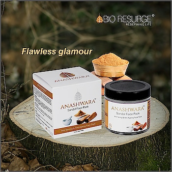 Let your skin do the speaking. Look forever young with our Anashwara Sandal Skin Nourishing Cream and Pack, which offers an anti-tanning cooling sensation and tightens skin by giving it a young and fresh look. Its powerful anti-bacterial properties help in preventing pimples & acne and also cures prickly heat.  Available At : Bio Resurge( https://bit.ly/2Xloiq0 ) www.amazon.in www.flipkart.com https://www.1mg.com | Nykaa, Paytm, eBay, Qtrove, Healthmug, LimeRoad, Shopclues.  #bioresurge #chemicalfreeskincare #pure #naturalsmile #ClearSkin #ayurveda #organic #fitness #life #fashion #skincare #lifestyle #love #smile #beauty #healthy #NaturalSkinCare #healthy #Mumbai #Delhi #Chennai #Kolkata #uttarpradesh #PureSkin #FlawlessSkin #goodness #instagood #photooftheday #happy #instadaily
