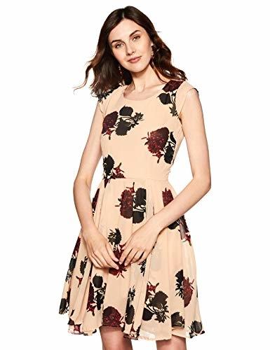Harpa Women Silk #Skater #Dress @ Rs.524. Buy Now at http://bit.ly/2J9fVZu