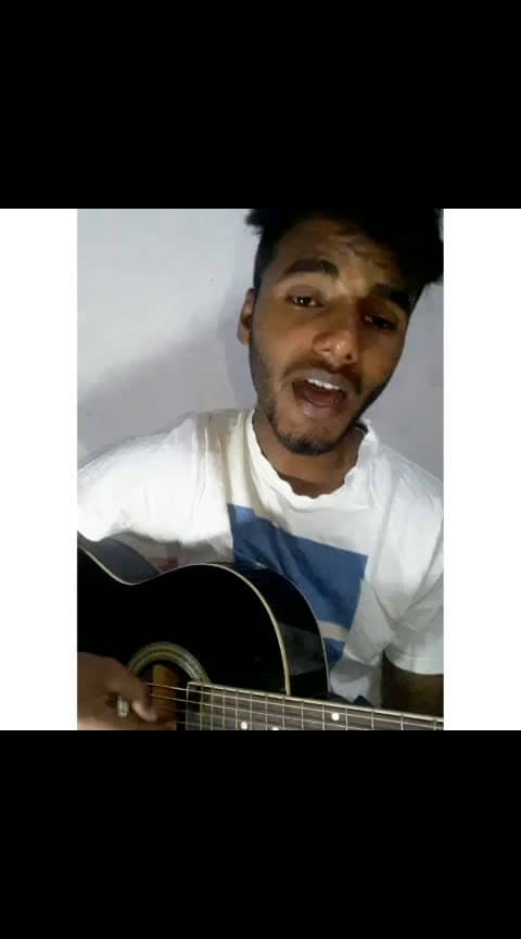 """""""Tujhe kitna chahne lage hum """" from #kabirsingh ❤ #cover #vocals 🎤 If you like my cover thn please share, like,tag n comment...🤗 #nextroposostar #nextsingingstar #kabirsingh #arijitsingh #like #followformoreupdates #trendingnow #staytuned #acousticguitar #comment #tag #ropososhare #roposostar #music_lover_  🎶 Please keep supporting everyone  hope you all like it.. n keep sharing  luv u all💙❤"""