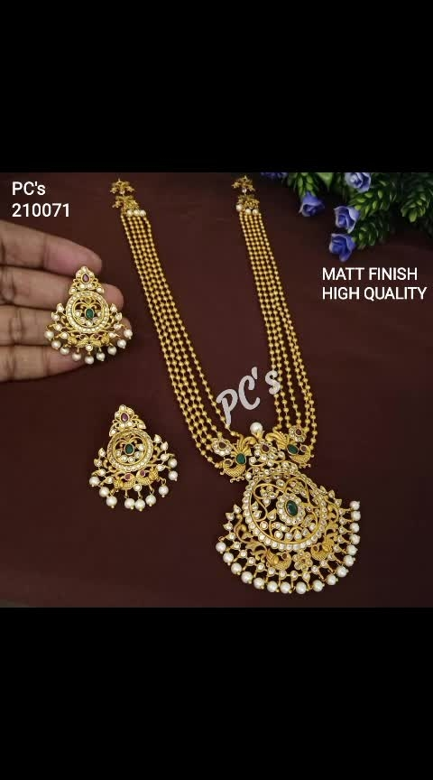 #latestjwellery #jwllerycollection #jwelleries #gold-plated #onegramjwellery #bridal-jewellery #bridal-fashion-designer #bridalwear #southindianfashion #southindianjwllery Intrested people can call or wats app to 8367373114 No cash on delivery No return and replacement Intrested people can call or wats app to 8367373114 My youtube channel related to studies in telugu https://www.youtube.com/channel/UC1HIYw-EXzbOSN9BI80bJuA My channel related to shopping in youtube https://www.youtube.com/channel/UCWn9eoJEahEZMIrcXaWhNrw  My jwellery collection page https://www.facebook.com/My-jwellery-collection-786600328402889/  My saree collection page https://www.facebook.com/Uppada-and-all-type-of-pattu-collection-1009668725889301  Work from home reselling app link My referal code  Meesho App referal code and my link https://meesho.com/invite/SWATHIA915  Planning to buy a mobile  http://ckaro.in/arbCItmIn http://ckaro.in/ah5v5GJSe http://ckaro.in/aTRxCxITI http://ckaro.in/a5bcatCyk http://ckaro.in/apdc7eezs http://ckaro.in/aP0AraDjs http://ckaro.in/avraTwWA9  Kurti http://ckaro.in/aSvrQGGD1 http://ckaro.in/agmrNAGC9 http://ckaro.in/a7278Ky2T http://ckaro.in/aH3tDojoY http://ckaro.in/a7XHixVPB