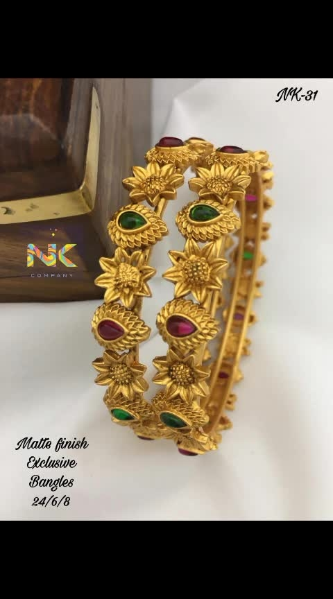 #womensfashion #womenstrendy #bangleslove #bangleslove #bangles #bridaljewellery #jwellerycollection #jwellarylove #jwellerybox #jewelrygram #templejewellery #templecollection No cash on delivery No return and replacement Intrested people can call or wats app to 8367373114 My youtube channel related to studies in telugu https://www.youtube.com/channel/UC1HIYw-EXzbOSN9BI80bJuA My channel related to shopping in youtube https://www.youtube.com/channel/UCWn9eoJEahEZMIrcXaWhNrw  My jwellery collection page https://www.facebook.com/My-jwellery-collection-786600328402889/  My saree collection page https://www.facebook.com/Uppada-and-all-type-of-pattu-collection-1009668725889301  Work from home reselling app link My referal code  Meesho App referal code and my link https://meesho.com/invite/SWATHIA915  Planning to buy a mobile  http://ckaro.in/arbCItmIn http://ckaro.in/ah5v5GJSe http://ckaro.in/aTRxCxITI http://ckaro.in/a5bcatCyk http://ckaro.in/apdc7eezs http://ckaro.in/aP0AraDjs http://ckaro.in/avraTwWA9  Kurti http://ckaro.in/aSvrQGGD1 http://ckaro.in/agmrNAGC9 http://ckaro.in/a7278Ky2T http://ckaro.in/aH3tDojoY http://ckaro.in/a7XHixVPB