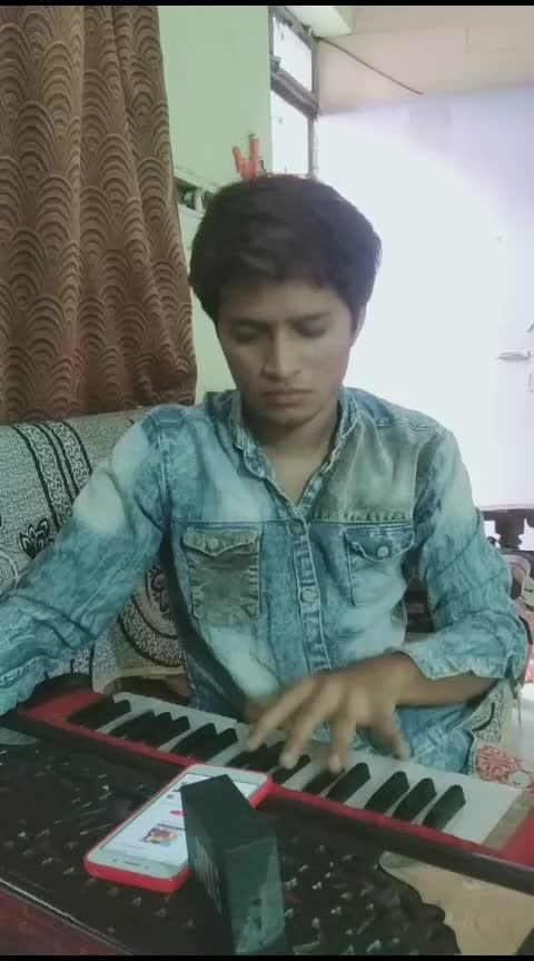 pardeshi pardeshi harmonium cover #harmonium #pianolove #musician #musicdaily