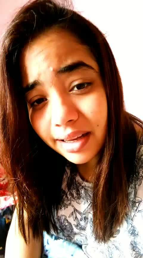 #jaannisar #kedarnath #talentswag #roposo-rising-star-rapsong-roposo ❤️❤️