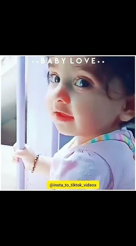 #babylove #cutieee #cutegirl #roposoness