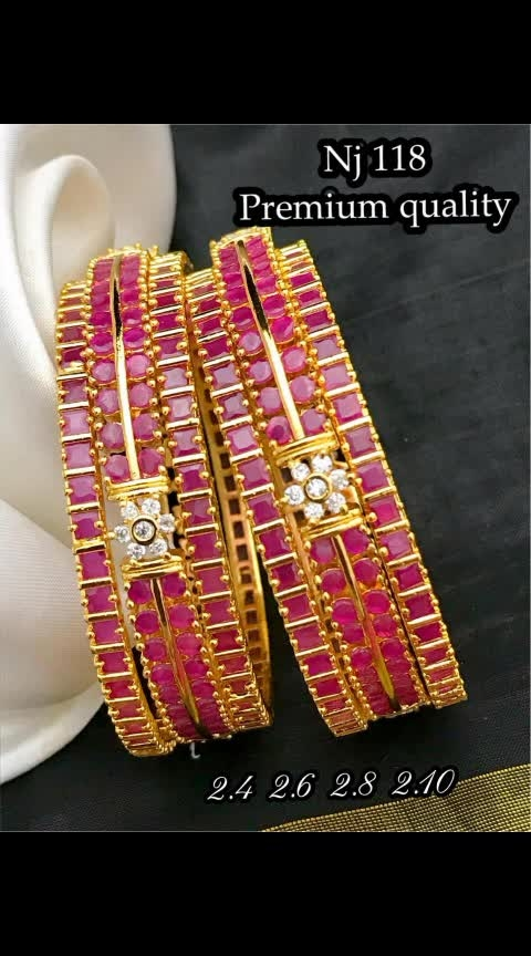 #bangleslove #bangles #bridal-jewellery #jwelleries #jewellery #online-shopping #onlinejwellery #womensfashion #women-style #women-branded-shopping No cash on delivery No return and replacement Intrested people can call or wats app to 8367373114 My youtube channel related to studies in telugu https://www.youtube.com/channel/UC1HIYw-EXzbOSN9BI80bJuA My channel related to shopping in youtube https://www.youtube.com/channel/UCWn9eoJEahEZMIrcXaWhNrw  My jwellery collection page https://www.facebook.com/My-jwellery-collection-786600328402889/  My saree collection page https://www.facebook.com/Uppada-and-all-type-of-pattu-collection-1009668725889301  Work from home reselling app link My referal code  Meesho App referal code and my link https://meesho.com/invite/SWATHIA915  Planning to buy a mobile  http://ckaro.in/arbCItmIn http://ckaro.in/ah5v5GJSe http://ckaro.in/aTRxCxITI http://ckaro.in/a5bcatCyk http://ckaro.in/apdc7eezs http://ckaro.in/aP0AraDjs http://ckaro.in/avraTwWA9  Kurti http://ckaro.in/aSvrQGGD1 http://ckaro.in/agmrNAGC9 http://ckaro.in/a7278Ky2T http://ckaro.in/aH3tDojoY http://ckaro.in/a7XHixVPB