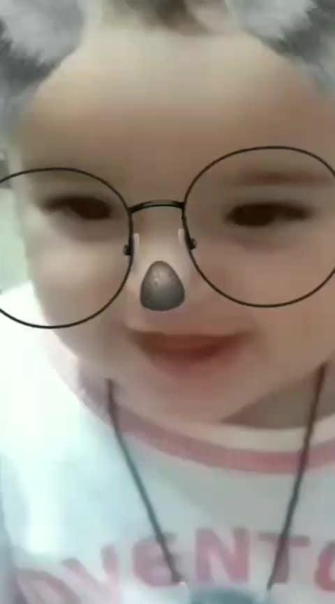 I love you 😍😘🤩#nemie #princess #beautiful #cutiepi #cutie #princess #gujjugeg #femasbeby #papaspari #bebylove #surat