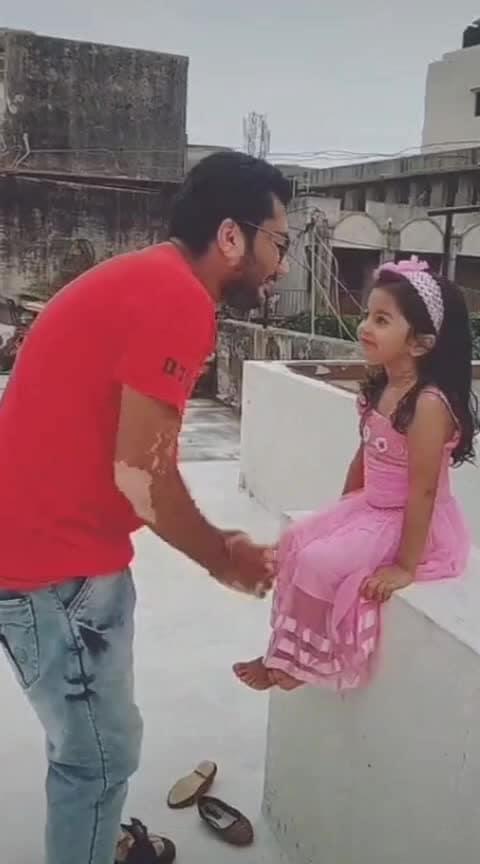 Kisi Ne Nai Dekha.....❤❤❤❤💋💋 #aarohi #papakipari #princess #cutieness #expressionqueen #gujju #gujjukisena #gujjukigang #rajkot #rajkotian #trendeing