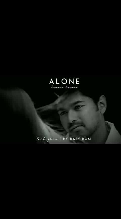 #alone #lonely #be-alone