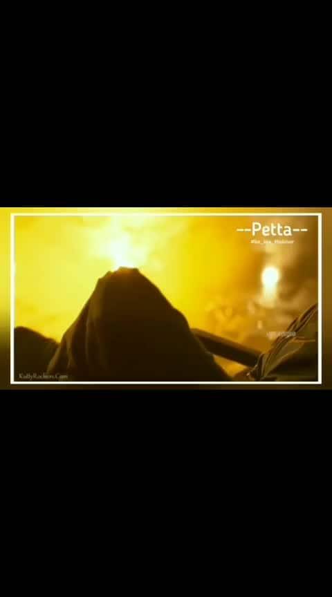 #pettaparaak #petta #superstar-rajinikanth
