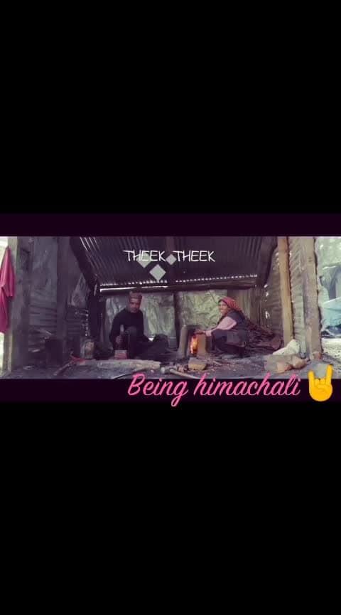 #beinghimachali#