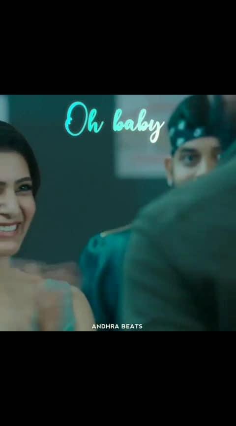 #ohbaby #ohbabysong #ohbabysam #samantharuth