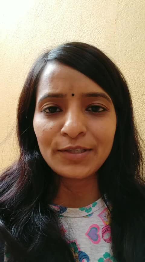 trs kavita respond in budget #trs #kavita