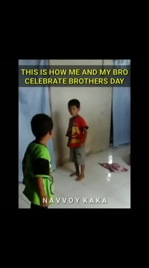 #brothers #roposo-comedy #roposopopular  if u like dare to send me gift 😅😉😉