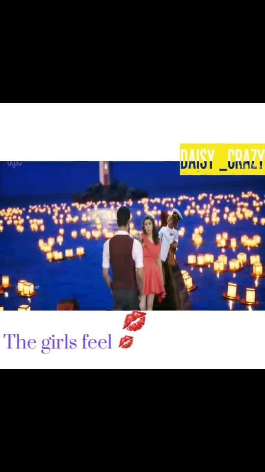 Love you... #lovehurts #romanticmoment #daisy_crazy #hansika #prabudeva #roposo-dance #publicity #ropsotrending #chennaiponnu #tamilcinema #chubbygirl #bubbly