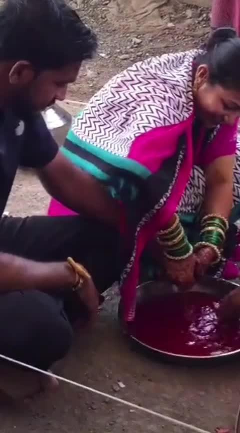 sata janmacha punai n milal ghar milal ghar🙏🙈😍#memarathi #marathimulgi #lohot15payal
