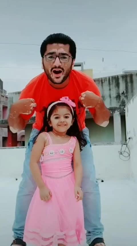 Being Marathi This Time...😍😍 #aarohi #marathimulgi #aamchimumbai #mumbai #lavani #beingmarathi #gujju #gujjukisena #gujjukigang #rajkot #rajkotian #princess #papakipari #cutiepie