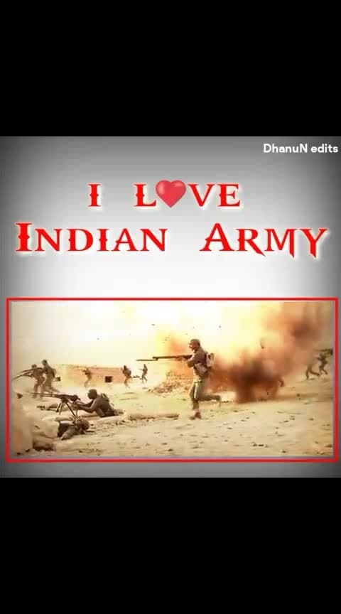#army_man #i_love_my_india #selute_to_indian_army #whatsapp_status_video