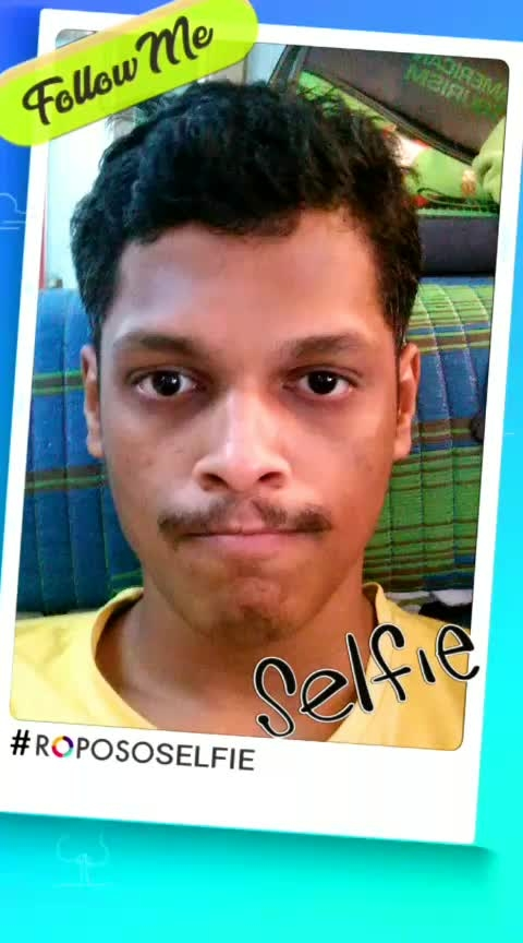 #Roposo Selfie#selfiemood #featureme #ropo-style #like-it #commentall #differentfaces