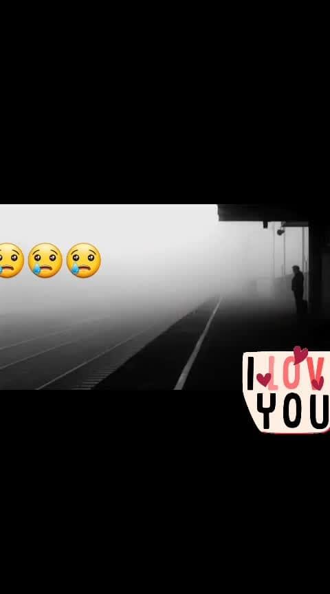 #hindisadsong  #brokenheart  #love----love----love  #sadwhatsappstatus #whatsapstatusvideos #love-status-roposo-beats #roposo