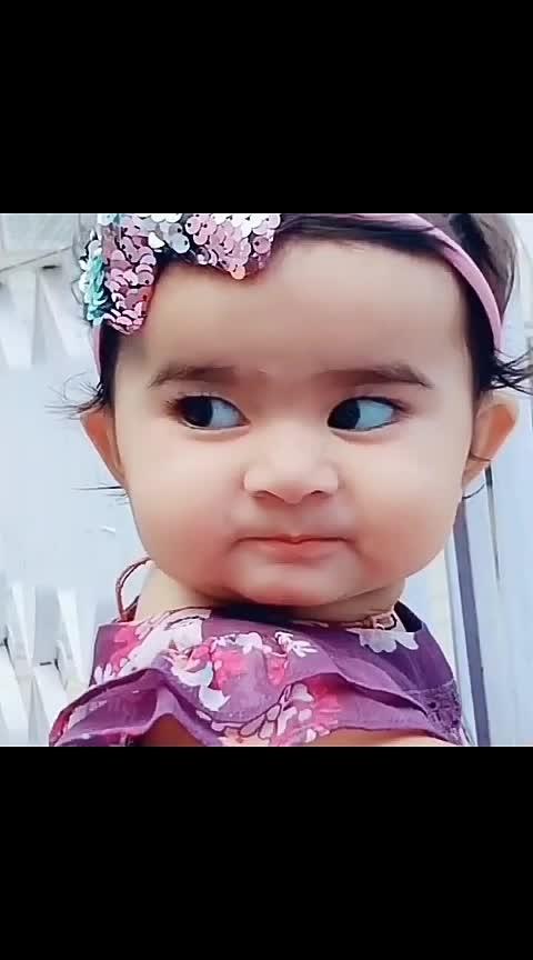 #cute #cutebaby  #superb  #superbabies  #cool  #doll  #cutness  #cutiepie #roposo-rising-star-rapsong-roposo #risingstar #superstar #fun #roposo-fun  @kajal12345  @mahipriya01