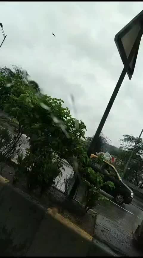 Awesome weather #mumbaidiaries #rainydays