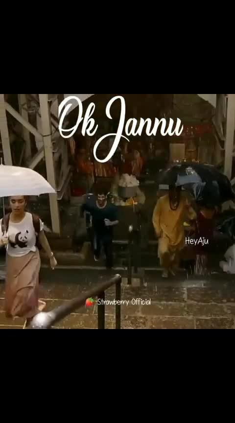 #okjaanu #in-love-