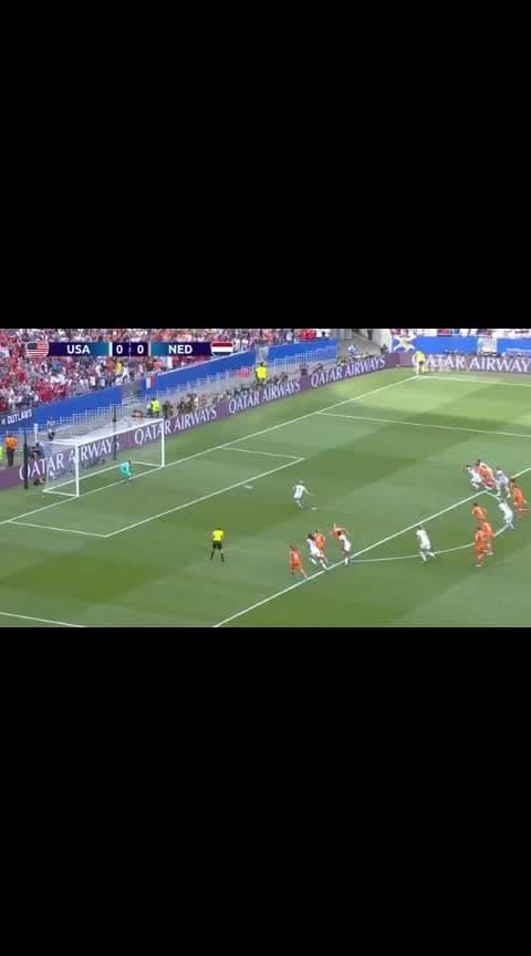 USA vs Netherlands fifa world cup final 2019