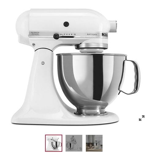 Save 15% on KitchenAid Artisan Series 4.8L Tilt-Head Stand Mixer. Shop now at just Rs. 34999/- and SAVE Rs. 6001/- on MRP.  Shop from Here: https://www.kitchenaid.in/countertop-appliances/stand-mixers/tilt-head-stand-mixers/p.artisan-series-4.8l-tilt-head-stand-mixer.5ksm150psdwh.html  #KitchenAidIndia #Offers #Discounts #SummerBonanza