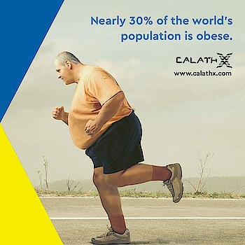 Nearly 30% of the world's population is #obese  www.calathx.com  #overweight #weightloss #obesity #diet #healthyeating #one #motivation #healthy #eathealthy #loseweight #excercise #enjoylife #healthyfood #malaysia #weightlosstransformation #instafit #bodypositivity #slim #bodygoals #beauty #fitness #healthylifestyle #ketodiet #losingweight #transformation #beinghealthy #MondayMotivaton #MondayMorning