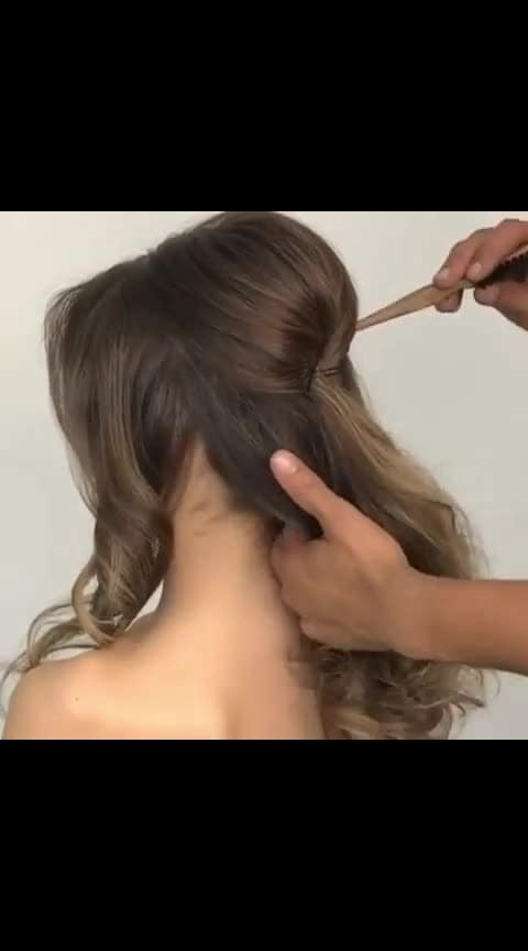 hairstyle🙆 #ropo-style #hair-style #hairbun #stylegram #ropo-beauty #women-fashion