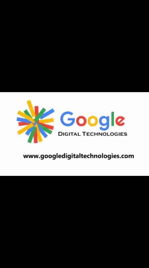 #digitalmarketing  #promotions  #googledigitaltechnologies