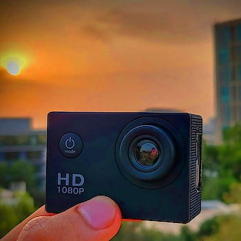 Don't wanna shell out for a GoPro? Here's an alternative. 📷  #gopro #actioncamera #camera #quirky #innovative #photo
