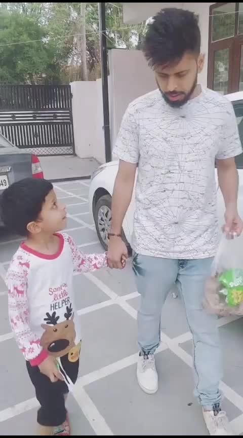 Kid's Nice Gesture ...! 😇🙌❤️❤️