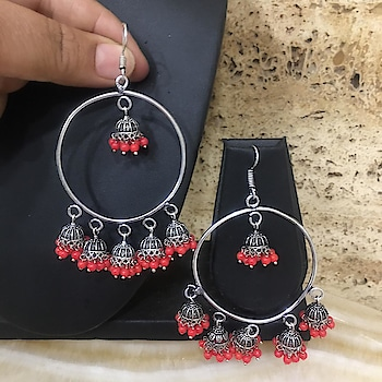 Women Designer Oxidised Silver Earrings❤Rs 260/-Item Code:(🔎1406NE09-r) Purchase From Our Website - https://digitaldressroom.com/collections/earrings #earrings #earring #jhumki #jhumkas #silverearrings #silver #jewellery #traditionalwear #indiandesigner #antiquejewellery #womenswear #oxidizedearring #antiquesilverearring #rajasthanijewellery #dropearring #goldoxidizedjewellery #oxidizedjhumkas #antiquesilverjewellery #traditionaljewellery #jewelrydesign #silveroxidizedjewellery #fashionjewellery #womenjewellery #onlineshopping #fashionblogger #indianfashion #westernjewellery #antiquejewellery #germanoxidizedjewellery #indianjewellery