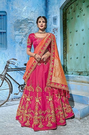 At Mirraw, you will get stylish and classic #EthnicLehengas in affordable prices with fastest international shipping.  Visit a website to see more Ethnic Lehenga Designs : https://www.mirraw.com/store/ethnic-lehengas
