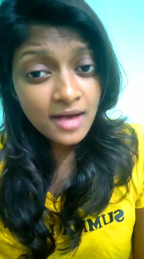 Shreya Ghoshal ❤️love #shreyaghoshal #pradeep #pradeepasinger #roposo #roposorisingstar #ropososinger #7grainbowcolony #ninaithuninaithuparthen