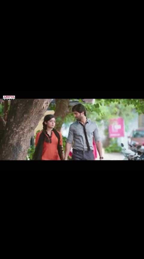 #vijayadevarakonda #rashmikamandanna #yenti_yenti_yenti #super_-_-__--_ #nice_love #whatsapp_status_video