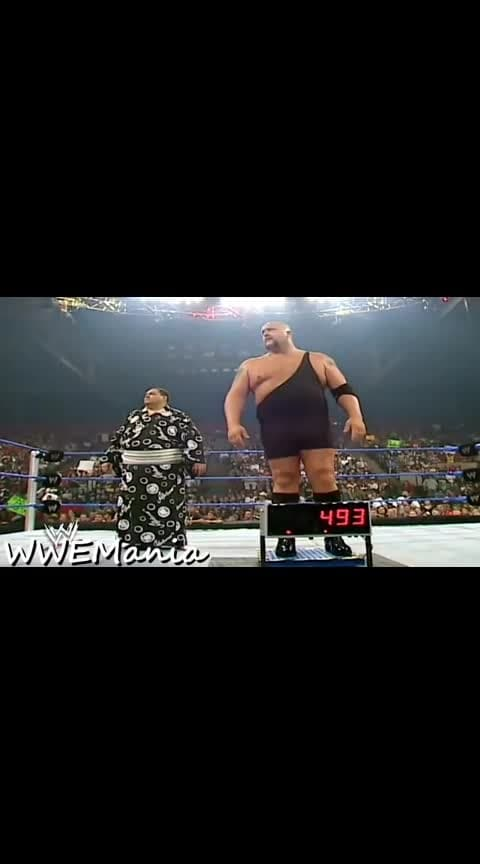 #weight #bigshow #roposo-challenge-wwe