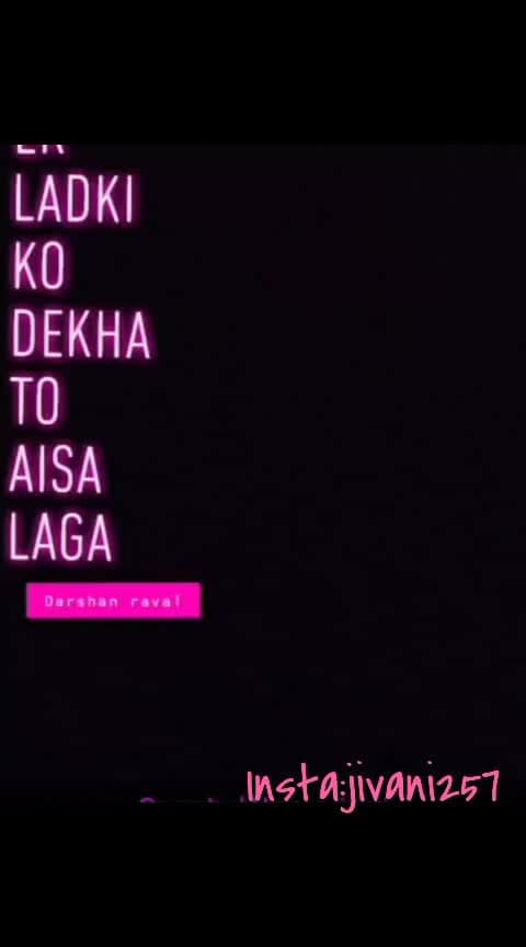 #ekladkikodekhatohaisalaga#coversong  #darshanravaldz #titlesong