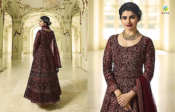 MAHIKAA COLLECTIONS LAUNCHES online selling of WOMEN FABRICS. please click on picture or our online link below or BUY DIRECTLY FROM US USING PAYTM / BANK TRANSFER CONNECT WITH US AT info@mahikaa.in or whatsapp : 7984456745   VINAY FASHIONS PRESENTS  NET EMBROIDERED HEAVY SUIT WITH WORK DUPATTA RATE : 4595/- +$ #business #innovation #sales #health #fintech #amazon #mondaymotivation #wellness #news #engineering #banking #newyork #smartcities #gifts #credit #fridayfeeling #r #r #emotionalintelligence #protection #cash #engineers #engineers #publishing #electronics #reviews