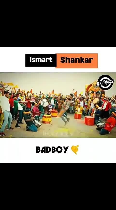 ismart shankar #bad boy