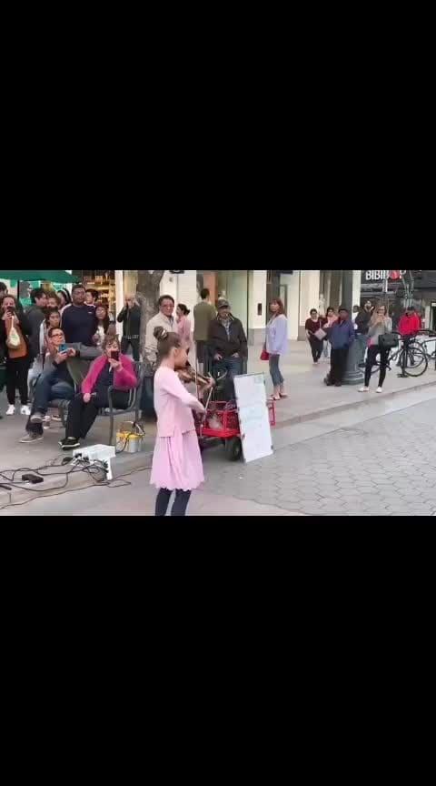 rockabye by Karolina violin version