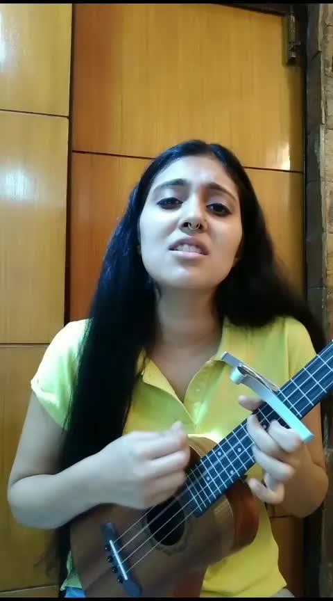 It's too late !!  #music #ukulele
