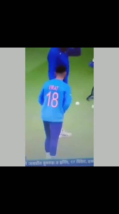 kohli acting like bumrah... #kohlifan #cricketlovers #rcb-challange-by-bumrah-to-kohli #viratkohli #viratkohlifanpage