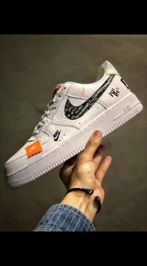 *Nike Air Force Just Do It* 🔥 *Most Running Sneaker*  ⭐ ⭐ ⭐ ⭐ ⭐  *40 TO 44*  *1800₹+Ship*  *Hotcake* 🔥