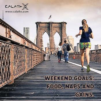 #Weekend #Goals  www.calathx.com  #gym #fit #workout #fitnessmotivation #motivation #bodybuilding #training #health #fitfam #love #sport #healthy #lifestyle #crossfit #gymlife #instagood #muscle #healthylifestyle #exercise #instafit #personaltrainer #fitspo #fitnessmodel #fitnessgirl #yoga #like #calisthenics