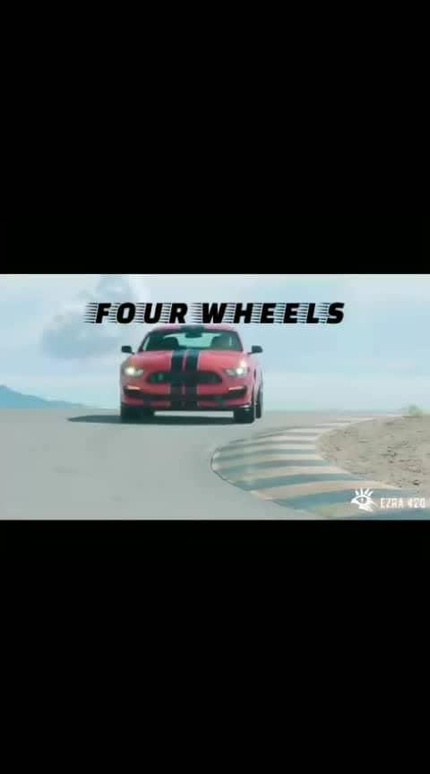 two four wheels