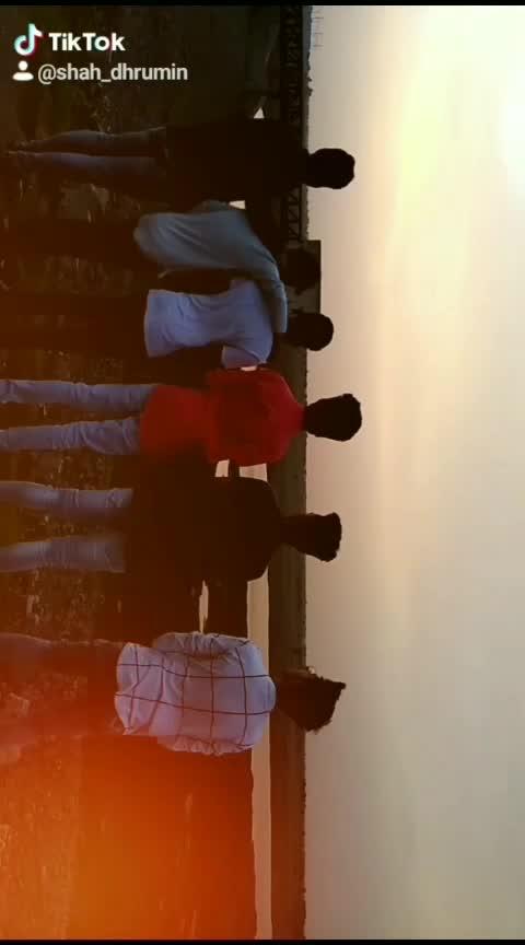 #dosti#dost #brotherlove #bros #sunsetlovers